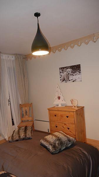 Dormitorio - Apartamento en alquiler de temporada en Font-Romeu-Odeillo-Via - 259053347