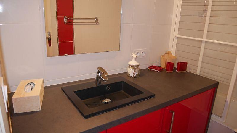 Cuarto de baño - Apartamento en alquiler de temporada en Font-Romeu-Odeillo-Via - 259053353