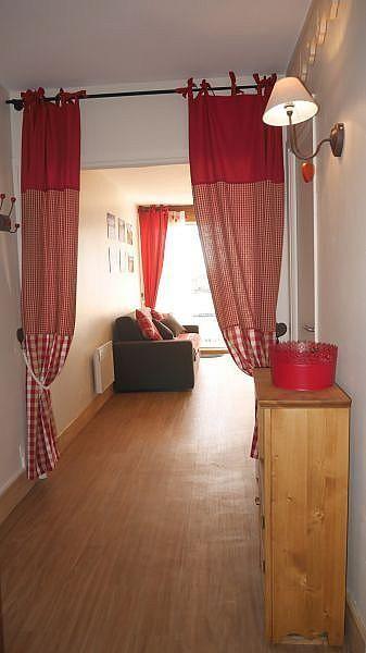 Entrada - Apartamento en alquiler de temporada en Font-Romeu-Odeillo-Via - 259053356