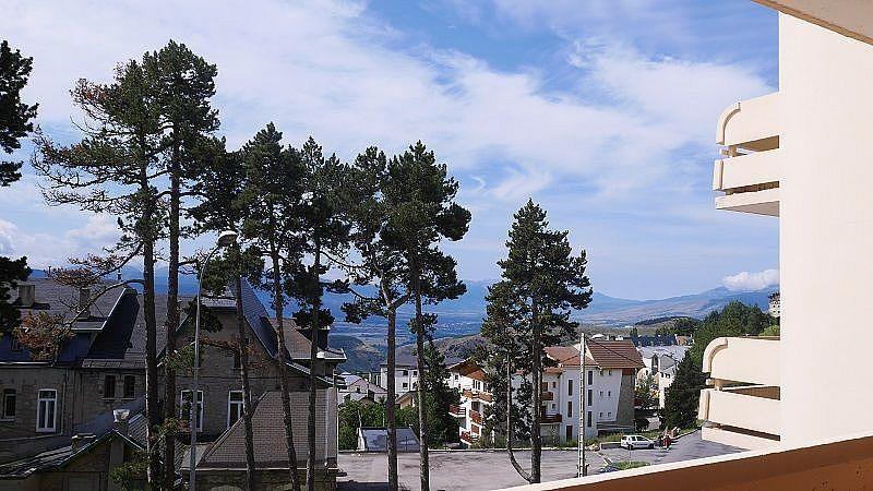 Vistas desde la terraza - Apartamento en alquiler de temporada en Font-Romeu-Odeillo-Via - 259053368