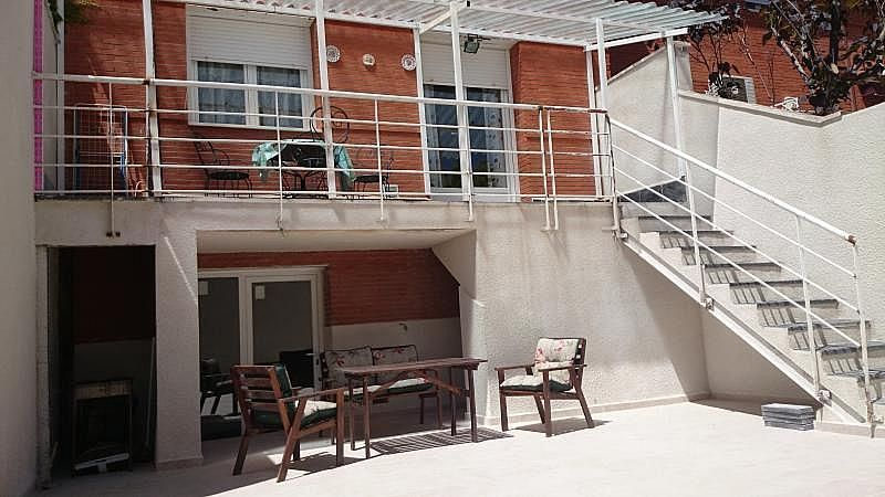 Terraza - Casa en alquiler de temporada en Toledo - 261117565