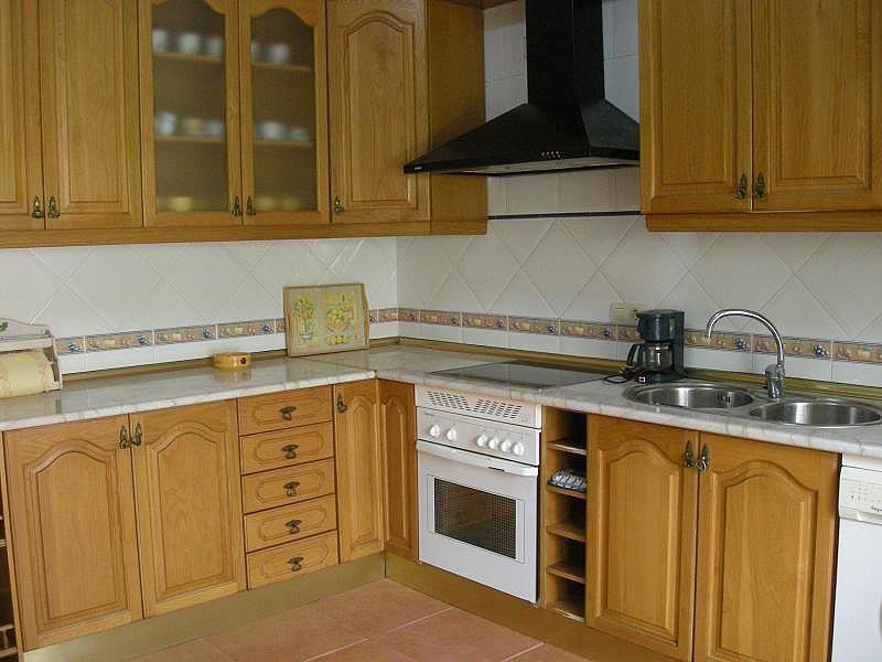 Cocina independiente - Casa en alquiler de temporada en Toledo - 261117580