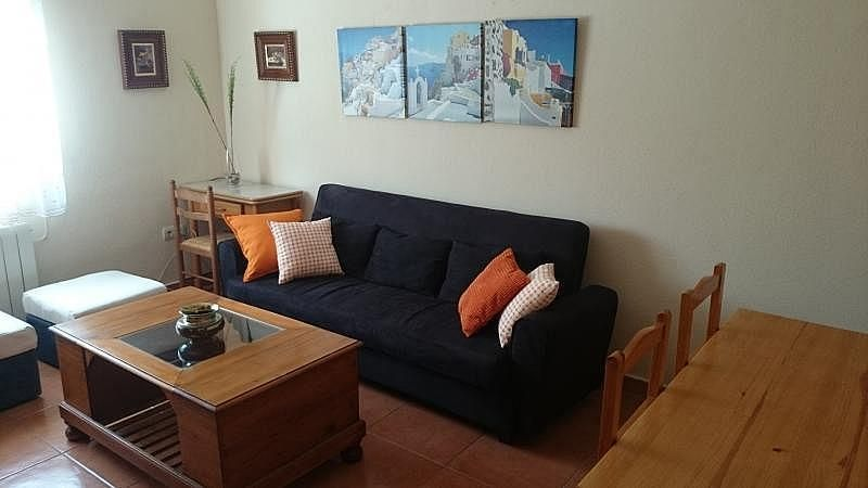 Sala de estar - Casa en alquiler de temporada en Toledo - 261117601