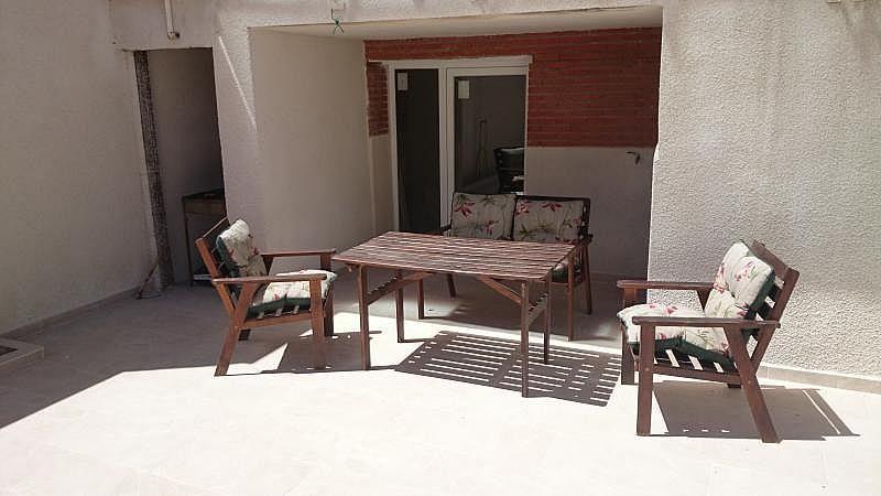 Terraza - Casa en alquiler de temporada en Toledo - 261117616