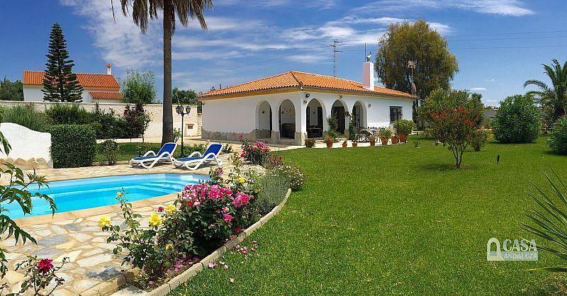 Vistas exteriores del alojamiento - Casa en alquiler de temporada en Conil de la Frontera - 387059240