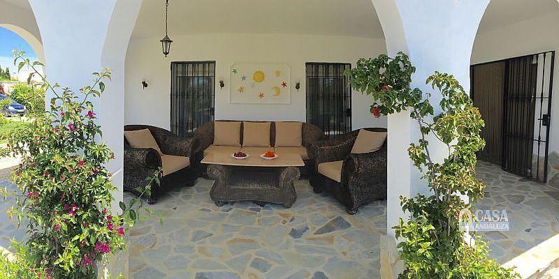 Veranda (Porche) - Casa en alquiler de temporada en Conil de la Frontera - 387059249