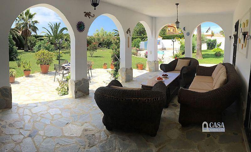 Veranda (Porche) - Casa en alquiler de temporada en Conil de la Frontera - 387059252