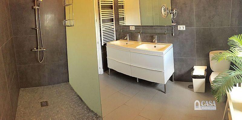 Cuarto de baño 1 - Casa en alquiler de temporada en Conil de la Frontera - 387059288
