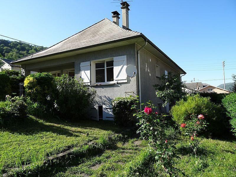 Vistas exteriores del alojamiento - Casa en alquiler de temporada en Argelès-Gazost - 259055129