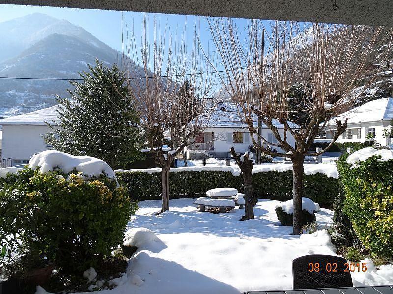 Vistas desde la terraza - Casa en alquiler de temporada en Argelès-Gazost - 259055174