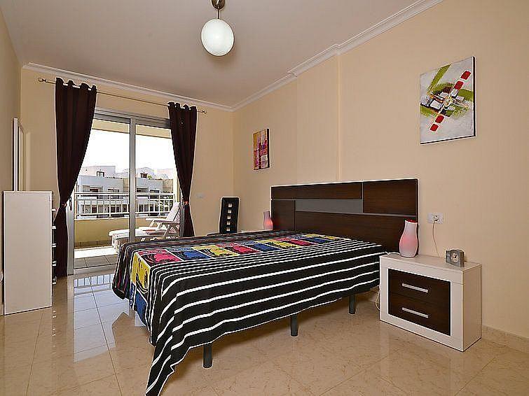 Dormitorio - Apartamento en alquiler de temporada en Playa de las Américas - 259056107