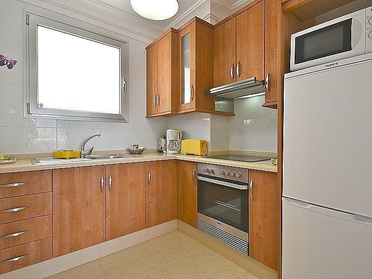 Cocina independiente - Apartamento en alquiler de temporada en Playa de las Américas - 259056113