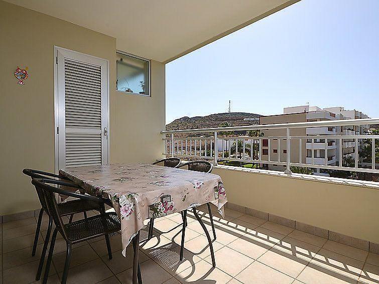 Terraza - Apartamento en alquiler de temporada en Playa de las Américas - 259056122