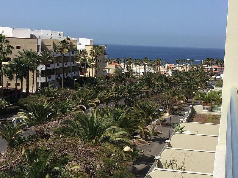 Vistas desde la terraza - Apartamento en alquiler de temporada en Playa de las Américas - 259056131