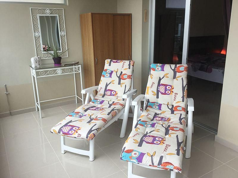 Terraza - Apartamento en alquiler de temporada en Playa de las Américas - 374011101