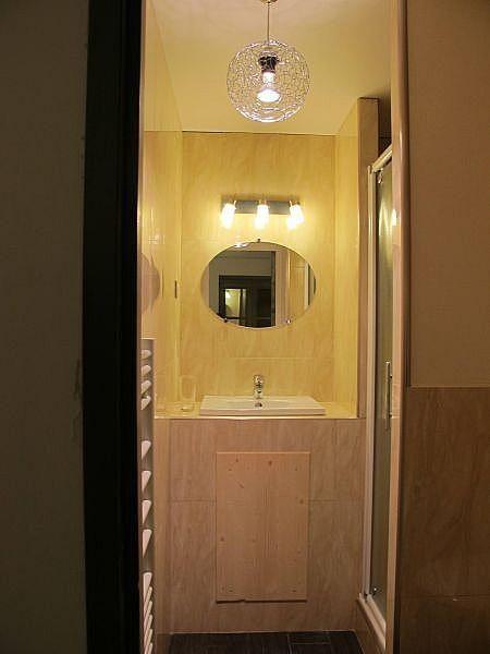 Cuarto de baño - Estudio en alquiler de temporada en Ax-les-Thermes - 259058288