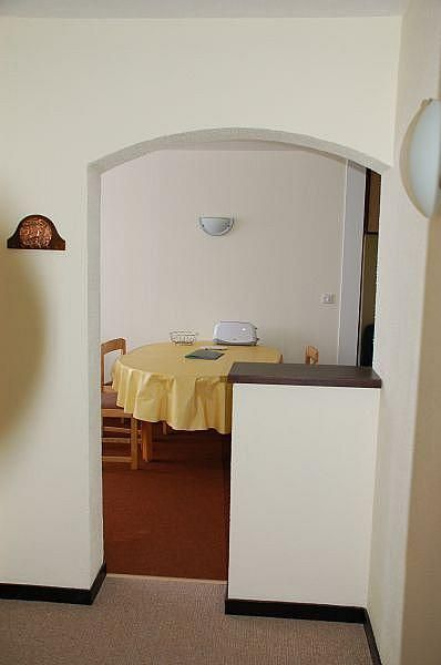 Entrada - Apartamento en alquiler de temporada en La Mongie - 261115735