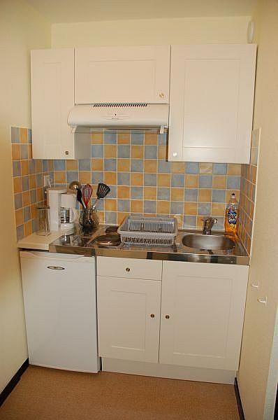Kitchenette - Apartamento en alquiler de temporada en La Mongie - 261115744