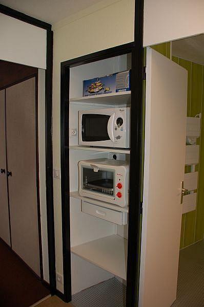 Kitchenette - Apartamento en alquiler de temporada en La Mongie - 261115747
