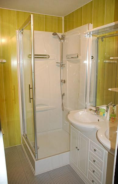 Aseo - Apartamento en alquiler de temporada en La Mongie - 261115750