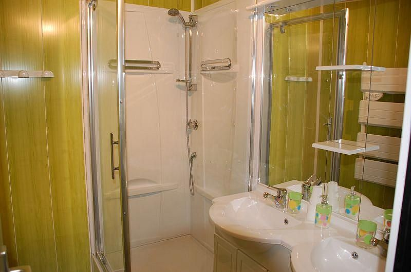 Aseo - Apartamento en alquiler de temporada en La Mongie - 261115753