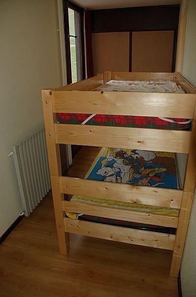 Dormitorio - Apartamento en alquiler de temporada en La Mongie - 261115756