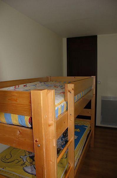 Dormitorio - Apartamento en alquiler de temporada en La Mongie - 261115759