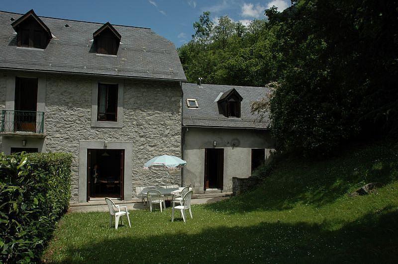 Vistas exteriores del alojamiento - Casa en alquiler de temporada en Cauterets - 389473000