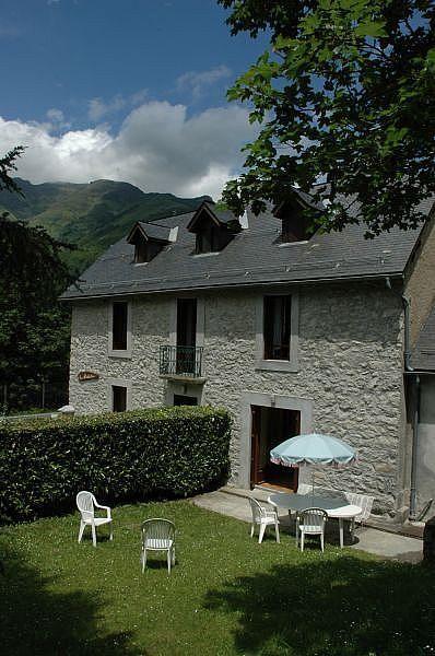 Vistas exteriores del alojamiento - Casa en alquiler de temporada en Cauterets - 389473003