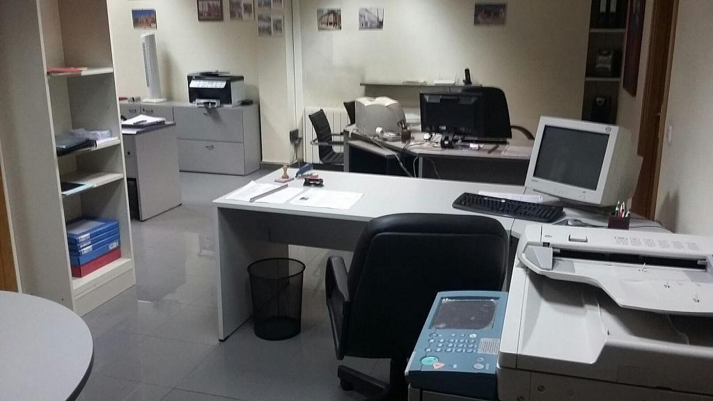 Oficina en alquiler en calle Duque de Alba, El Dolmen-Bernuy Salinero en Ávila - 317165474