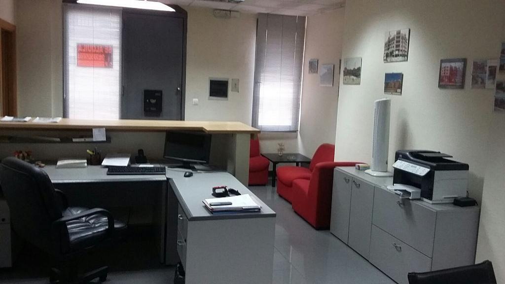 Oficina en alquiler en calle Duque de Alba, El Dolmen-Bernuy Salinero en Ávila - 317165495