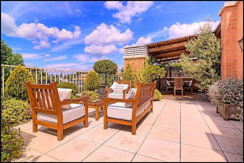 Los pisos con terraza m s altos de madrid yaencontre for Pisos con terraza madrid