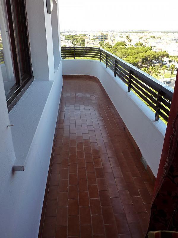 Piso en alquiler de temporada en edificio Torreumbria, Punta Umbría - 382822131