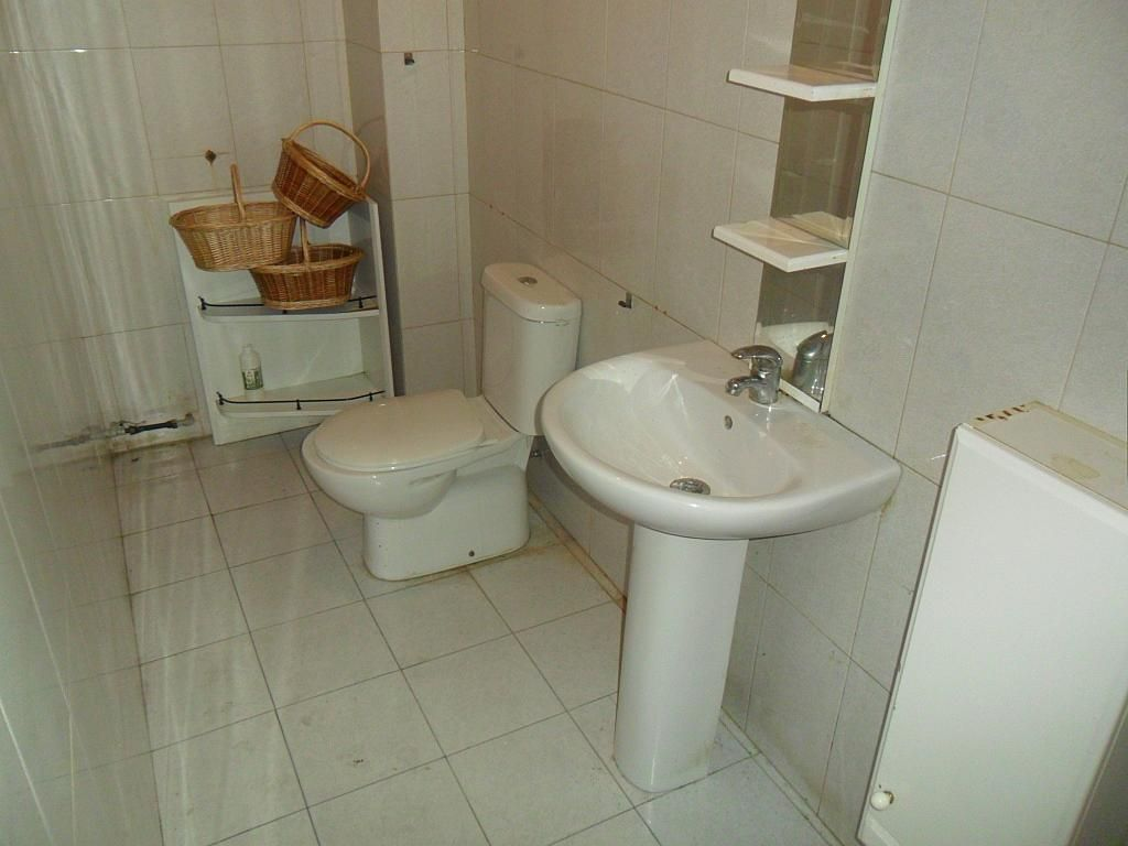 Baño - Local comercial en alquiler en paseo San Antonio, Cuenca - 288228217