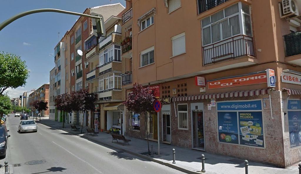 Fachada - Local comercial en alquiler en paseo San Antonio, Cuenca - 288228222