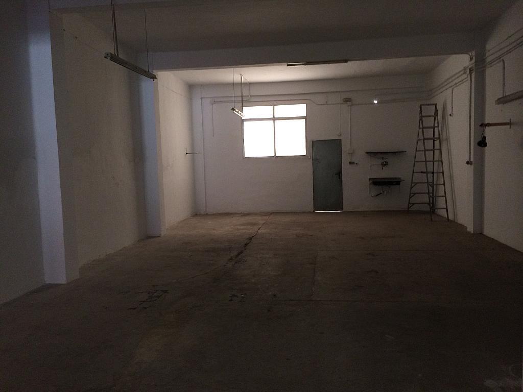 Planta baja - Bajo en alquiler en calle Bernia, Fonteta de Sant Lluís en Valencia - 127440759