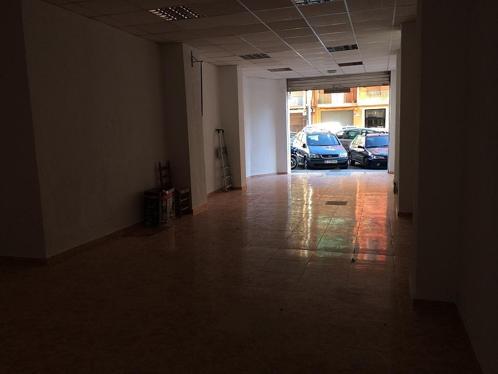 Planta baja - Bajo en alquiler en calle Bernia, Fonteta de Sant Lluís en Valencia - 127440823