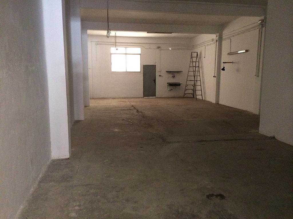 Planta baja - Bajo en alquiler en calle Bernia, Fonteta de Sant Lluís en Valencia - 127440857