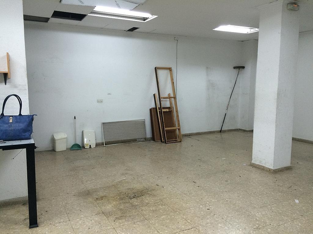 Planta baja - Local comercial en alquiler en calle Ingeniero Joaquin Benlloch, Malilla en Valencia - 176515712
