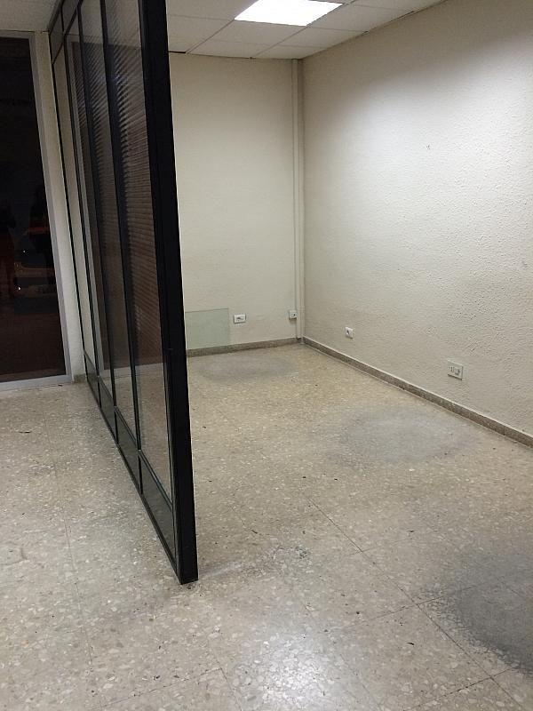 Planta baja - Local comercial en alquiler en calle Ingeniero Joaquin Benlloch, Malilla en Valencia - 176515713