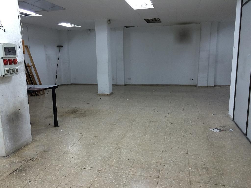 Planta baja - Local comercial en alquiler en calle Ingeniero Joaquin Benlloch, Malilla en Valencia - 176515714