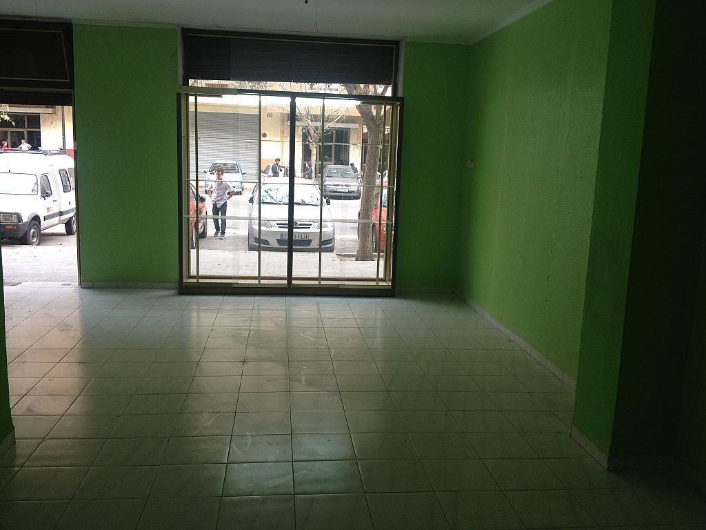 Planta baja - Local comercial en alquiler en calle Olta, Malilla en Valencia - 242381331