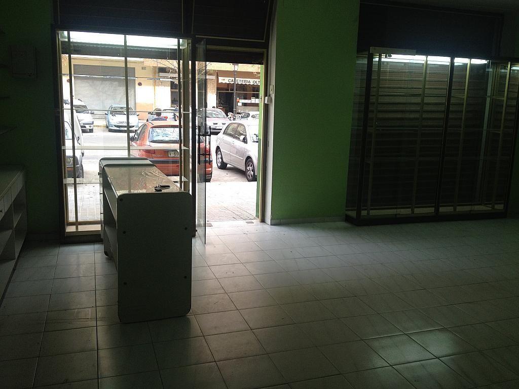 Planta baja - Local comercial en alquiler en calle Olta, Malilla en Valencia - 242381349
