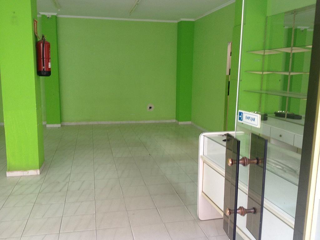 Planta baja - Local comercial en alquiler en calle Olta, Malilla en Valencia - 242381358