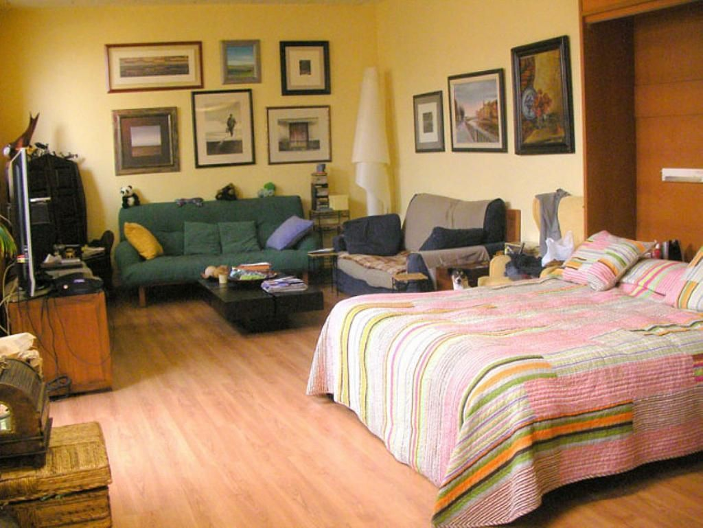 Estudio en alquiler en San Bernardo en Salamanca - 358756497