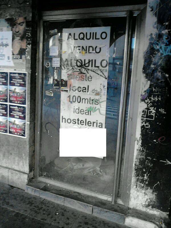 Local comercial en alquiler en Centro en Salamanca - 358757559