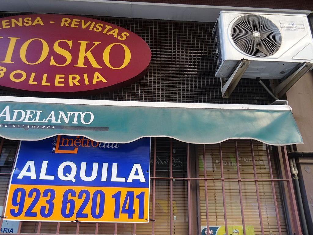 Local comercial en alquiler en Salamanca - 358794888
