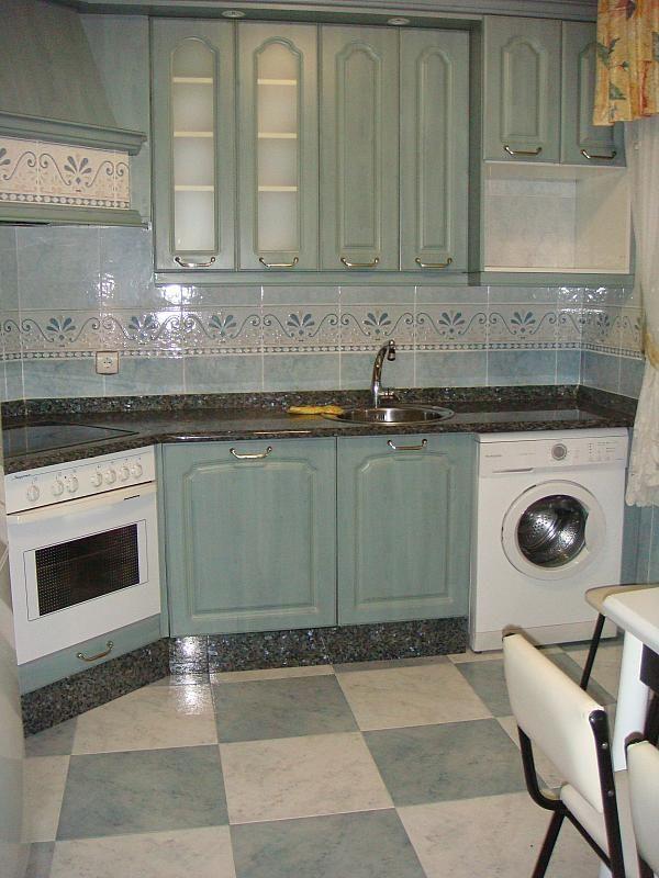 Cocina - Piso en alquiler en calle Asturias, Guardo - 247316006