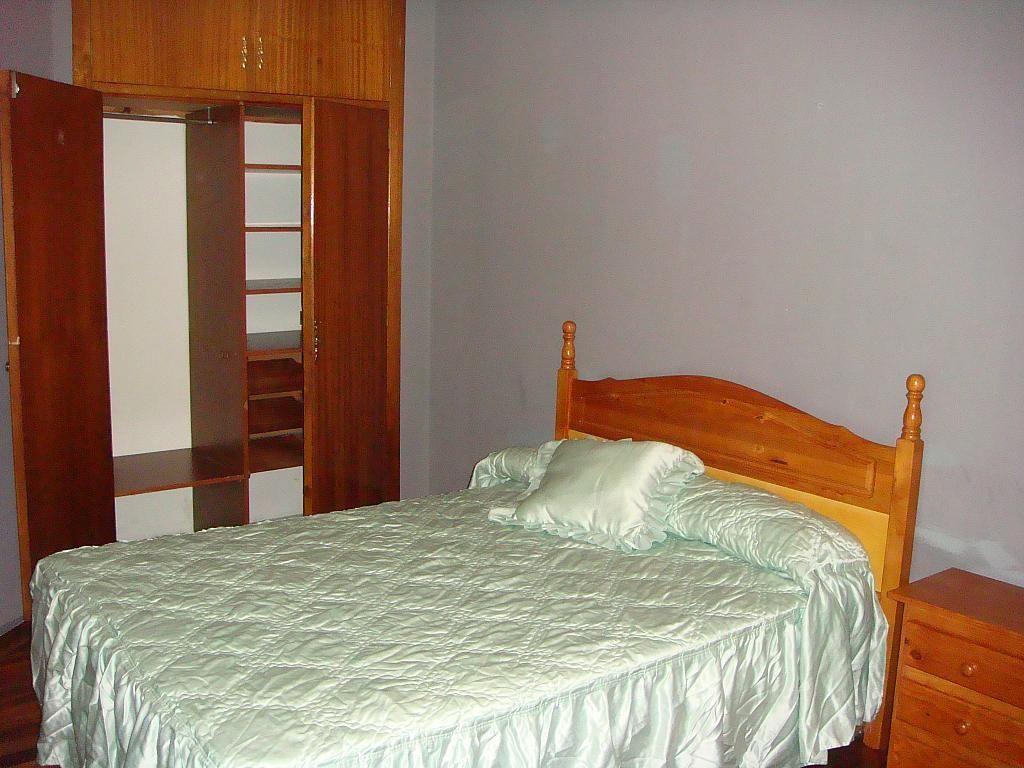 Dormitorio - Piso en alquiler en calle Asturias, Guardo - 247316457
