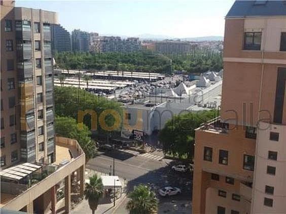 Ático en alquiler en Sant Pau en Valencia - 287308544